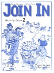 Join In 2 Activity Book, Puchta Herbert, Gerngross Gunter