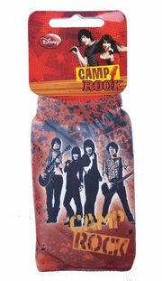Etui Camp Rock,