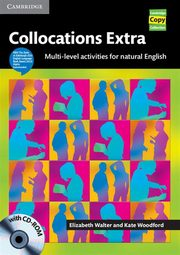 Collocations Extra + CD, Walter Elizabeth, Woodford Kate