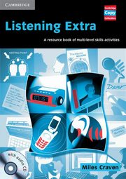 Listening Extra Book and Audio CD, Miles Craven