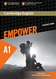 Cambridge English Empower Starter Teacher's Book, Godfrey Rachel, Oakley Julian, Rimmer Wayne