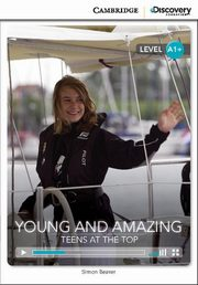 Young and Amazing: Teens at the Top, Beaver Simon