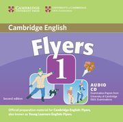 Cambridge Young Learners English Tests Flyers 1 Audio CD,