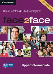 face2face Upper Intermediate Class Audio 2CD, Redston Chris, Cunningham Gillie