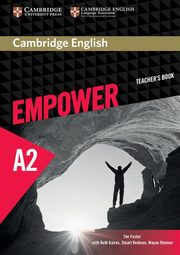 Cambridge English Empower Elementary Teacher's Book, Foster Tim, Gairns Ruth, Redman Stuart, Rimmer Wayne