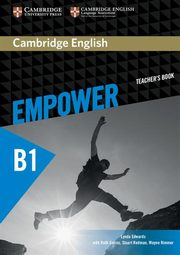 Cambridge English Empower Pre-intermediate Teacher's Book, Edwards Lynda, Gairns Ruth, Redman Stuart