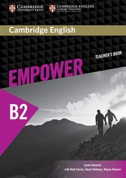 Cambridge English Empower Upper Intermediate Teacher's book, Edwards Lynda, Gairns Ruth, Redman Stuart