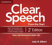 Clear Speech from the Start Class and Assessment 4 CD, Gilbert Judy B.