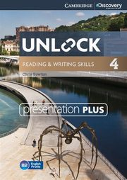 Unlock 4 Reading and Writing Skills Presentation Plus DVD, Sowton Chris