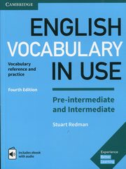 English Vocabulary in Use Pre-intermediate and Intermediate, Redman Stuart