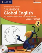 Cambridge Global English 2 Learner's Book + CD, Linse Caroline, Schottman Elly