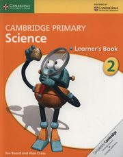 Cambridge Primary Science Learner?s Book 2, Board Jon, Cross Alan