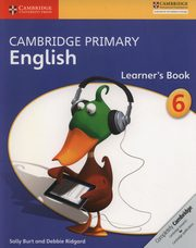 Cambridge Primary English Learner?s Book 6, Burt Sally, Ridgard Debbie
