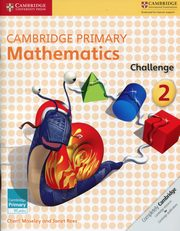 Cambridge Primary Mathematics Challenge 2, Moseley Cherri, Rees Janet