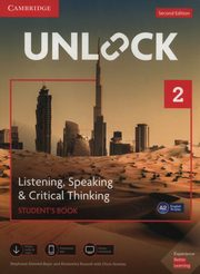 Unlock 2 Listening, Speaking & Critical Thinking Student's Book, Dimond-Bayir Stephanie, Russell Kimberley, Sowton Chris